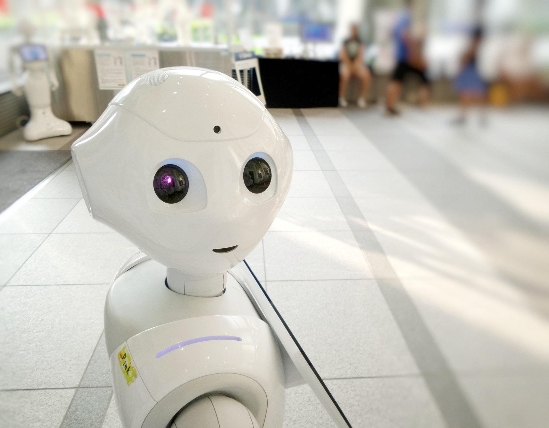 Intelligente pratende robots